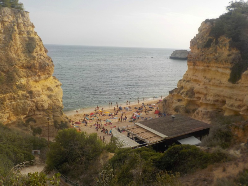 5playas imprescindibles en el Algarve