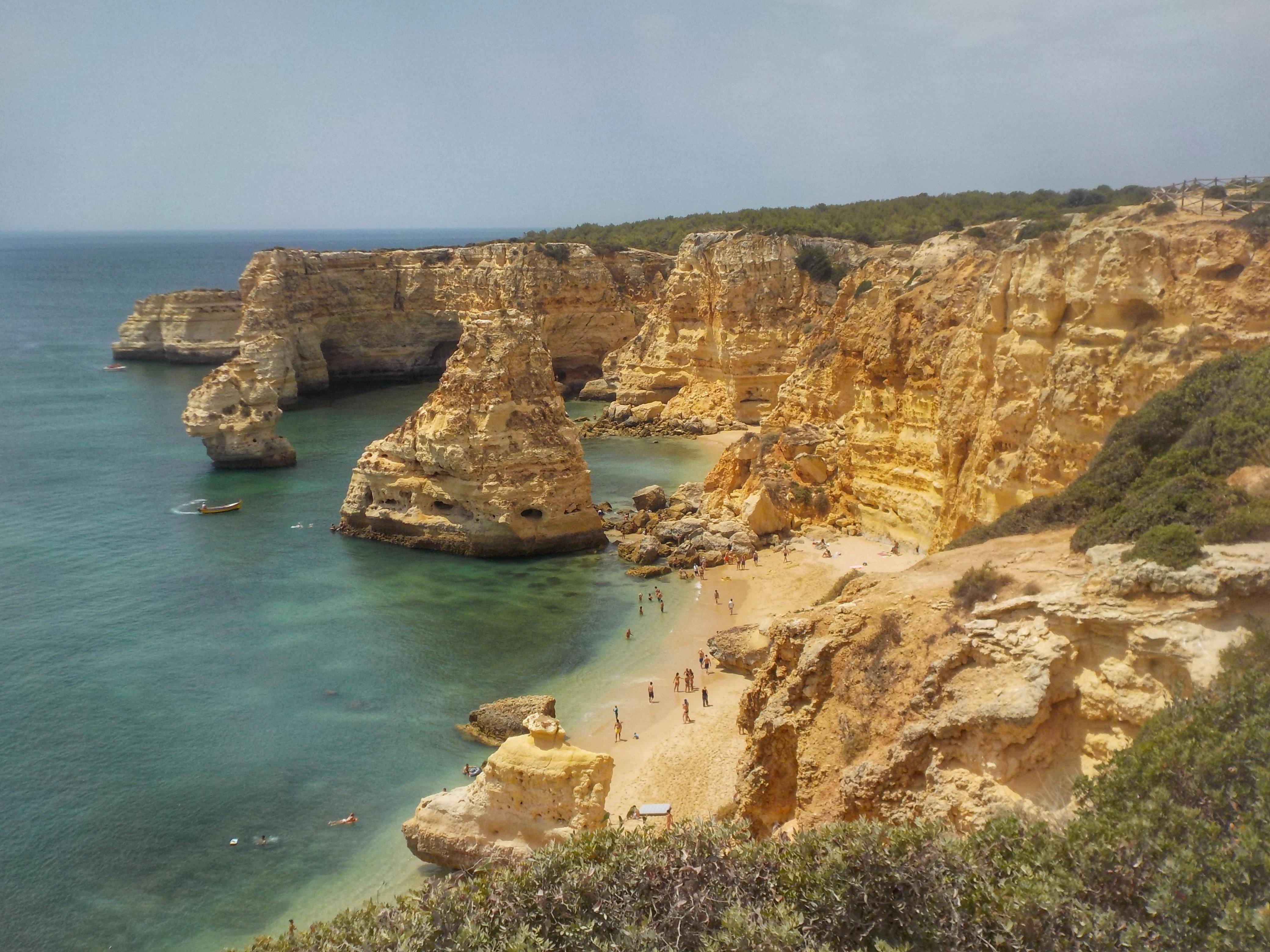 Que ver en el Algarve: 5 playas imprescindibles en el Algarve, Portugal