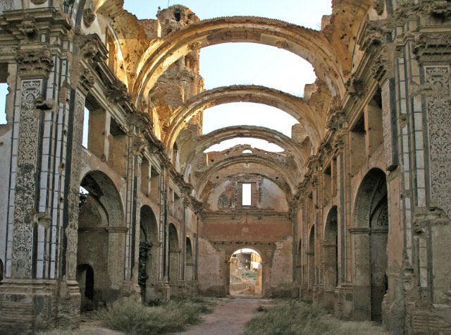 5 lugares para pasar miedo en España