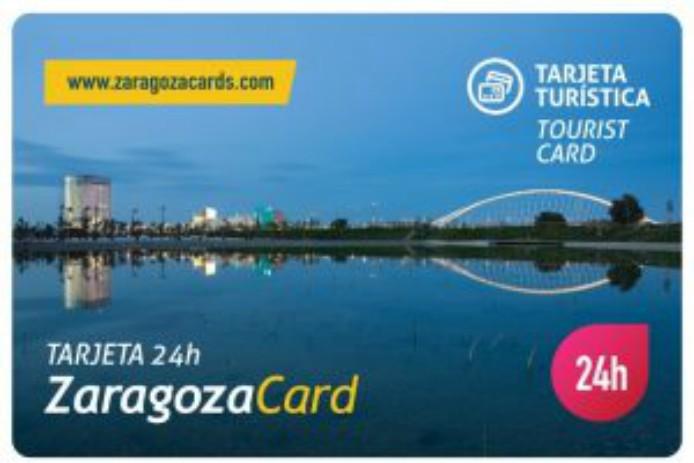 Tarjetas turísticas de Zaragoza