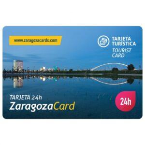 Tarjetas turísticas Zaragoza