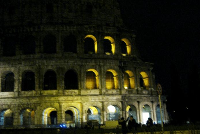 El Coliseo de Roma en Italia: Entradas y horarios