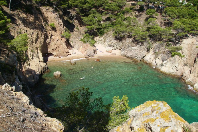 Las playas de España favoritas de los instagramers de viajes (Parte I)