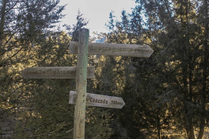 Visita al Monumento Nacional de la Fuentona