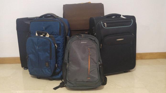 ¿Maleta o mochila? Que elegir