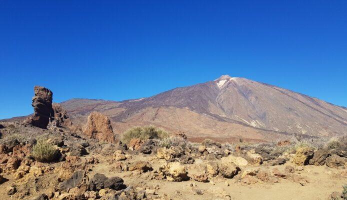 Como subir al pico del Teide en Tenerife
