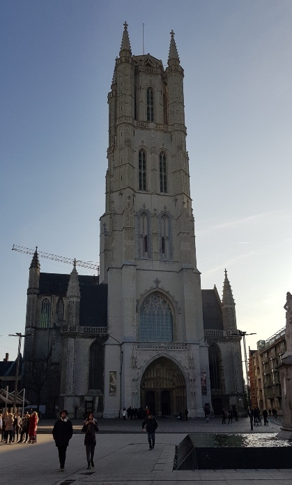 Catedral de San Bavon