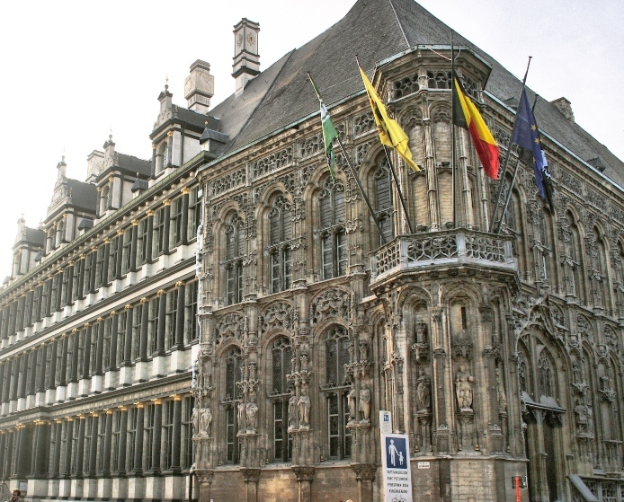 Ayuntamiento Gante