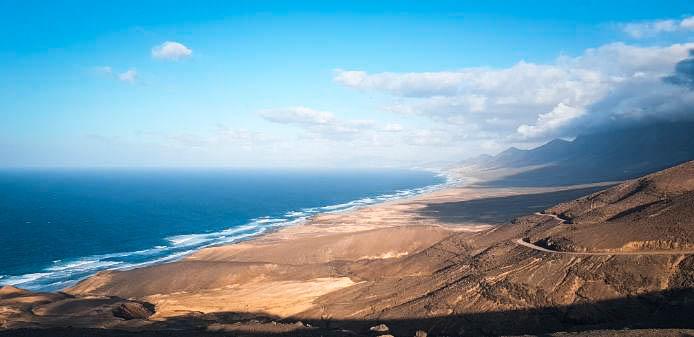 Como moverse por Fuerteventura