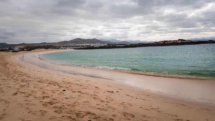 Playas del Cotillo en Fuerteventura