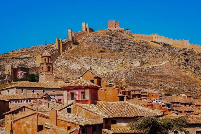 10 pueblos mas bonitos de España