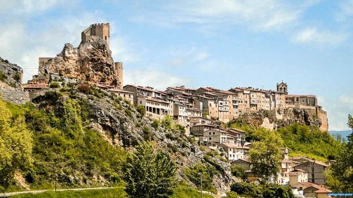 top 10 pueblos mas bonitos de España