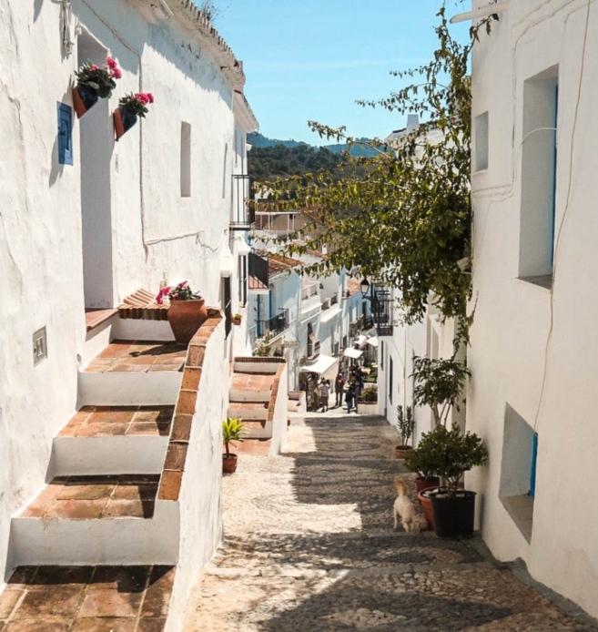 10 de los pueblos mas bonitos de España