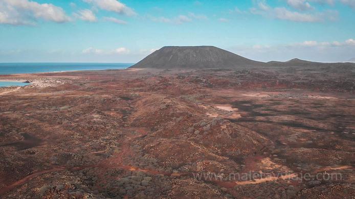 Volcán de la caldera