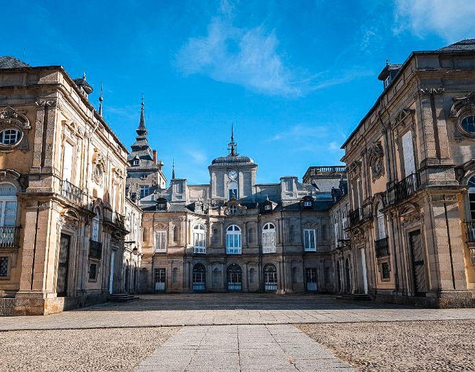 Palacio Real De La Granja de San Idelfonso