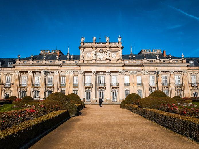 Palacio de San Idelfonso