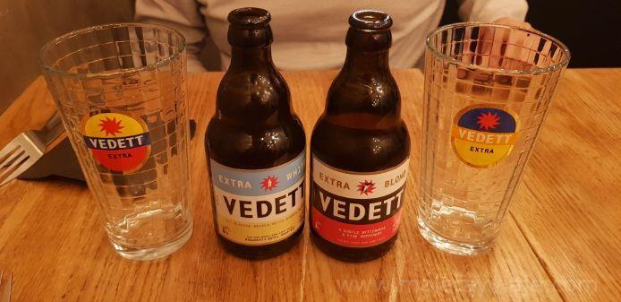 Cerveza en Bruselas