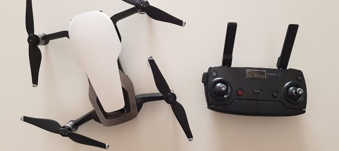 Volar un drone en España