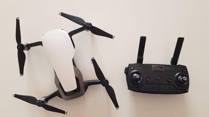 Volar un drone en España.