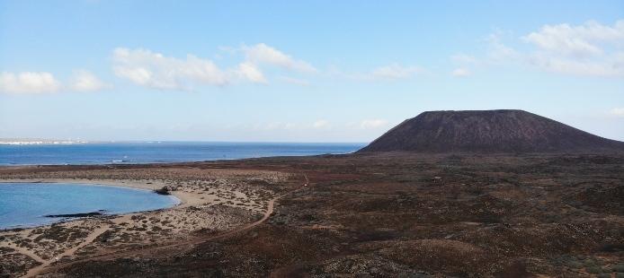 Visitar Isla de Lobos en Fuerteventura