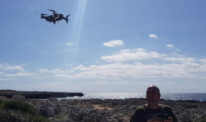 Cómo volar un drone
