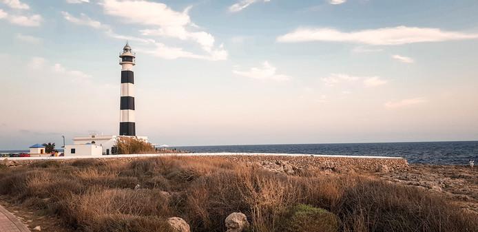 Faros de Menorca