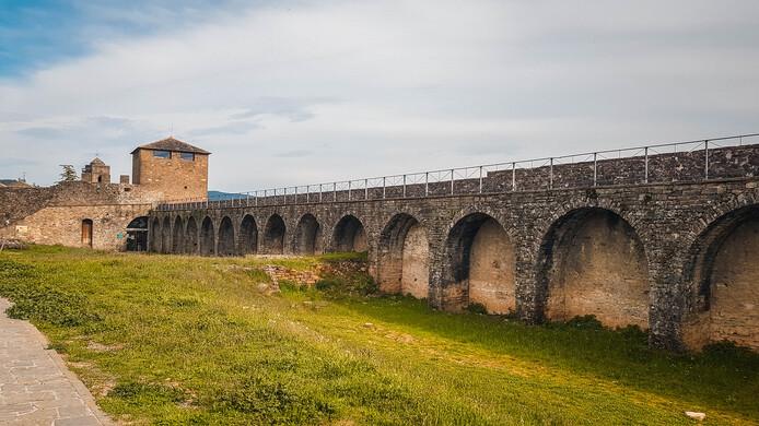 Castillo de Aínsa