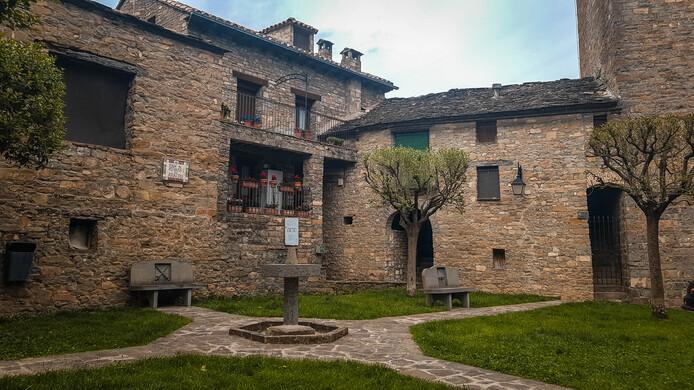 Plaza de Alfonso I de Aragón